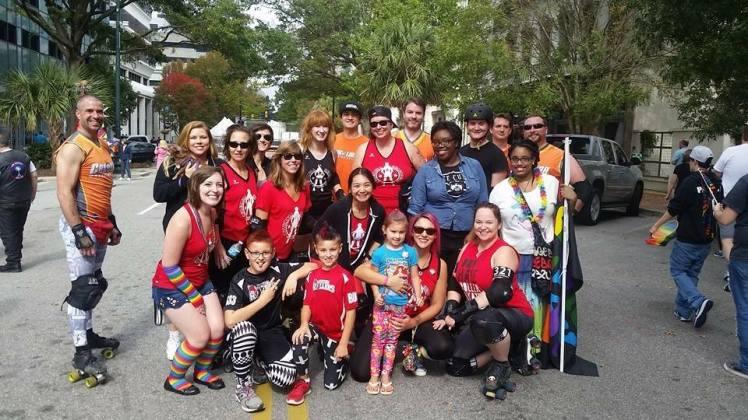 Pride Festival Columbia, SC 2015